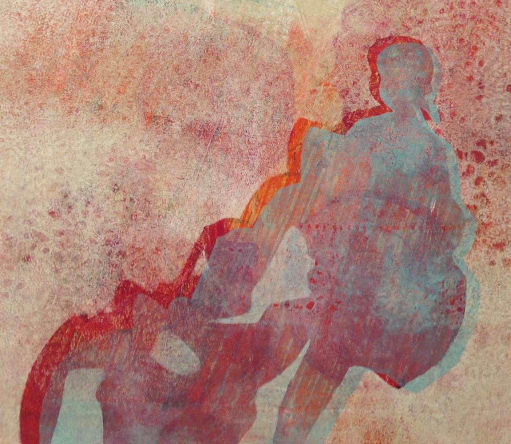 The magic carousel 3 - 32 x 28 cm - printing on paper - 2015
